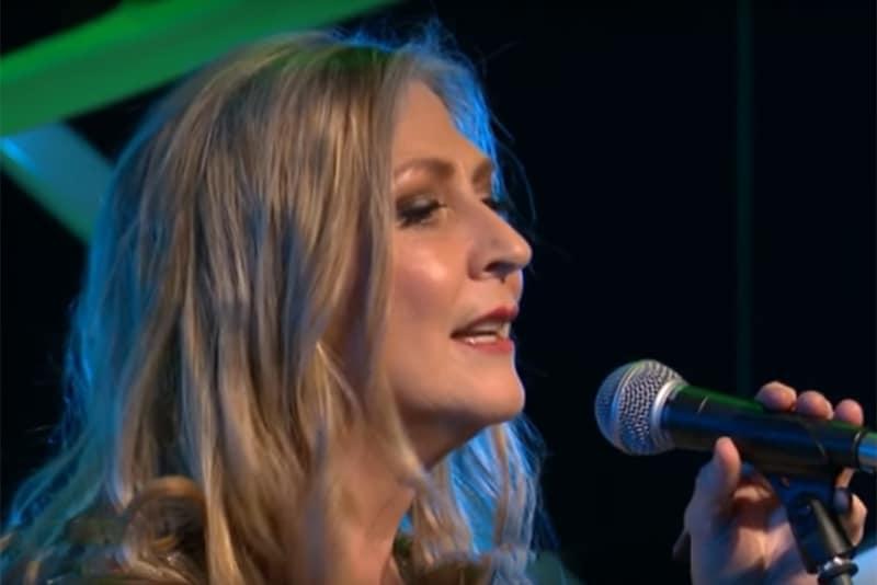 Mairéad Ní Mhaonaigh at TG4's Gradam Ceoil