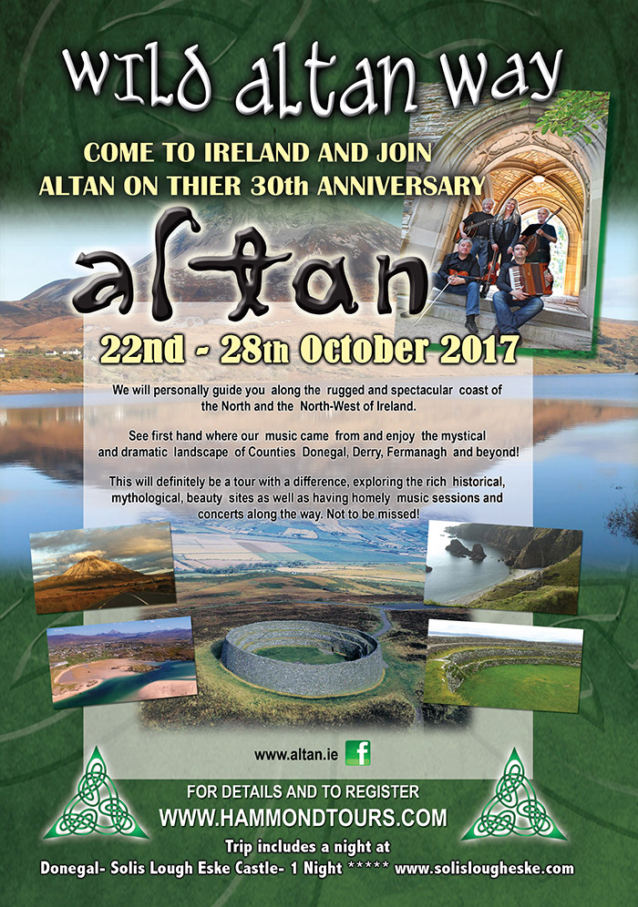 The Wild Altan Way 2017